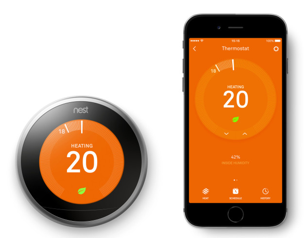 Five Ways A Smart Thermostat Could Benefit Your Home