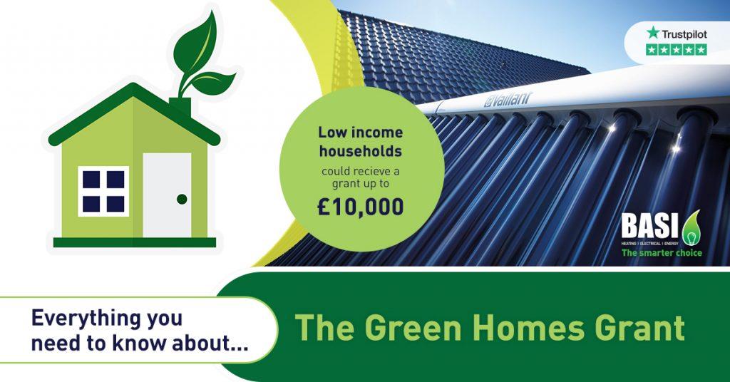 BASI Energy Green Homes Grant