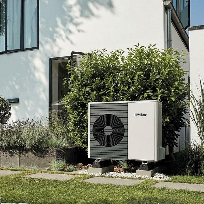 BASI air source heat pump